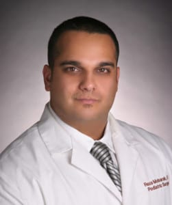 Dr. Reza Mobarak, DPM, foot surgeon