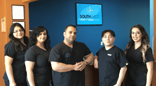 Southwest Foot and Ankle Center staff